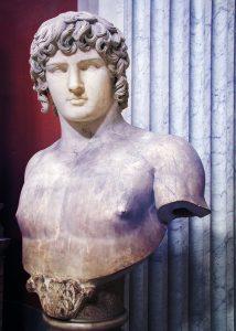 Antinous - Vatican Museums