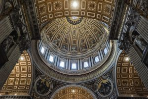 Dome - Saint Peter Basilica