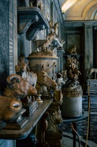 Hall of Animals - Vatican Museums