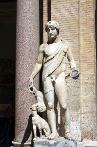 Statue - Vatican Museums