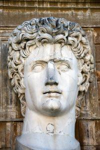 Monumental sculpture - Vatican Museums