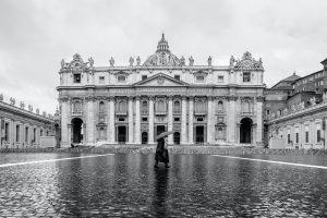 Saint Peter Square and Basilica