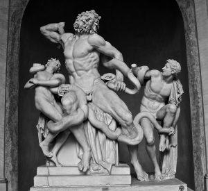 The Laocoon - Vatican Museums