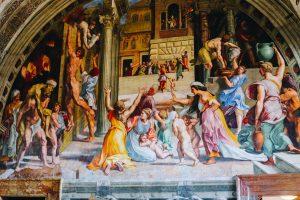Raphael's fresco