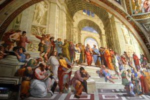 School of Athens - Raphael