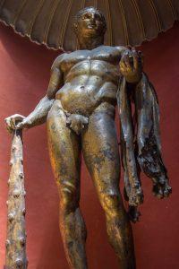 Bronze Hercules - Vatican Museums