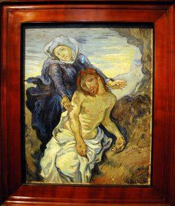 Van Gogh's Pietà
